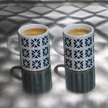 Load image into Gallery viewer, Miami Breeze Blocks - Espresso Cups