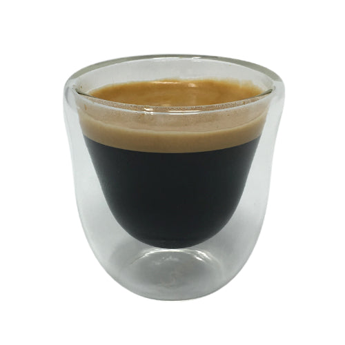 Glass Espresso Cups