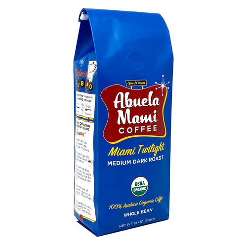 Miami Twilight - Abuela Mami Coffee