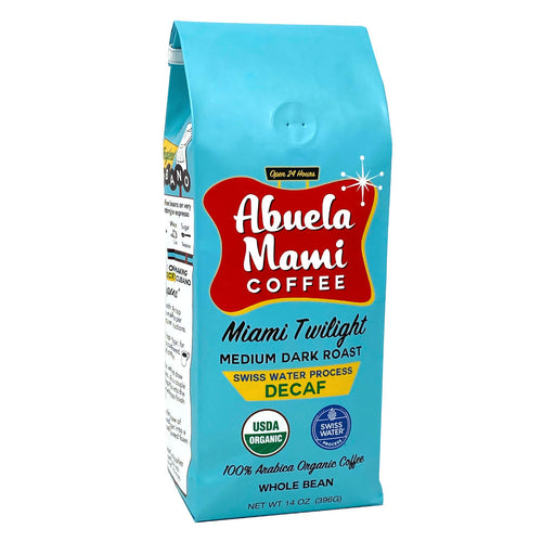 Miami Twilight DECAF - Abuela Mami Coffee
