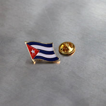 Load image into Gallery viewer, Cuba Flag Pin