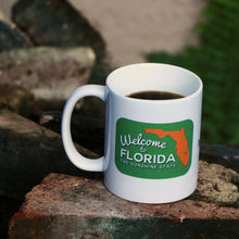 Load image into Gallery viewer, Welcome to Florida 11oz Mug