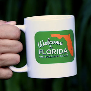 Welcome to Florida 11oz Mug