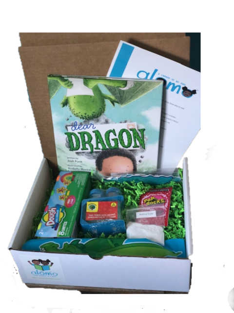ALOMO Dragon Box