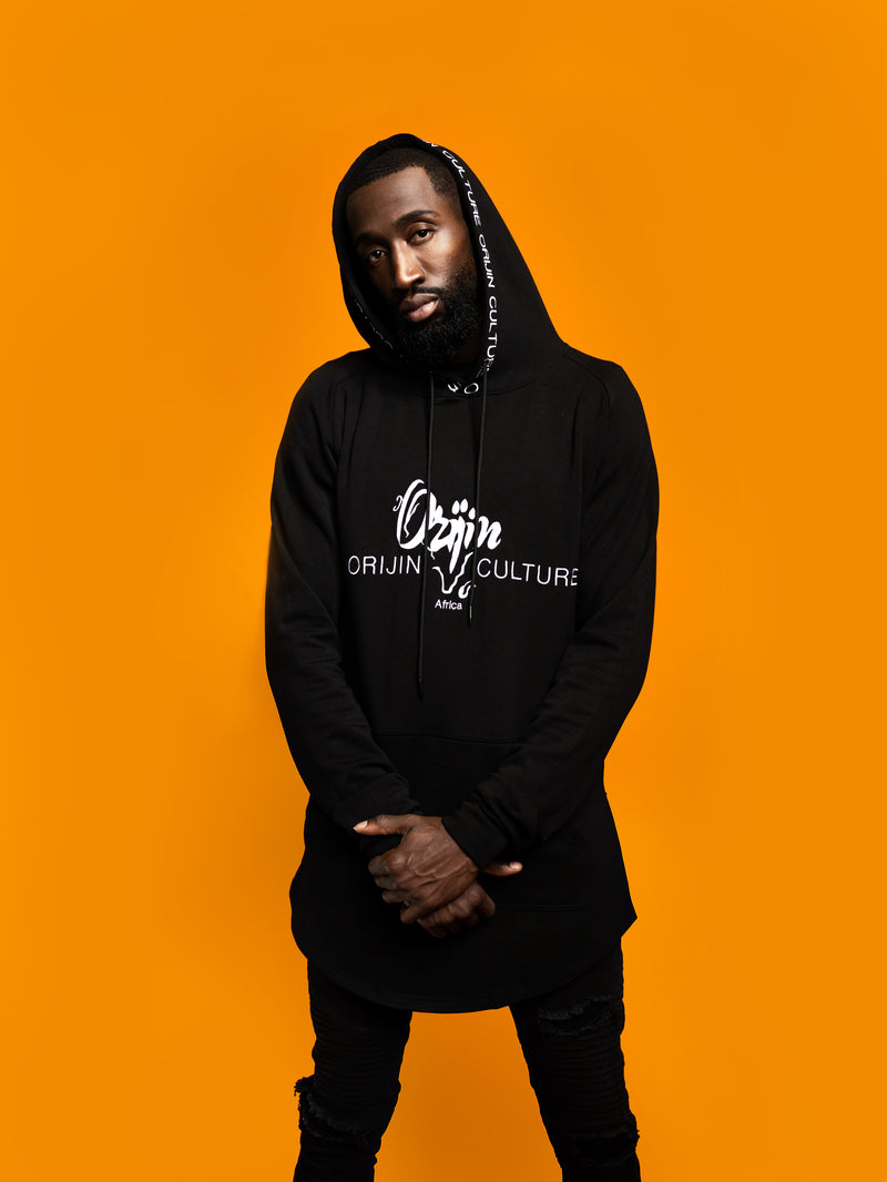 Orijin Culture™️ Classic Hoodies | Black-New! - SHOP | Orijin Culture