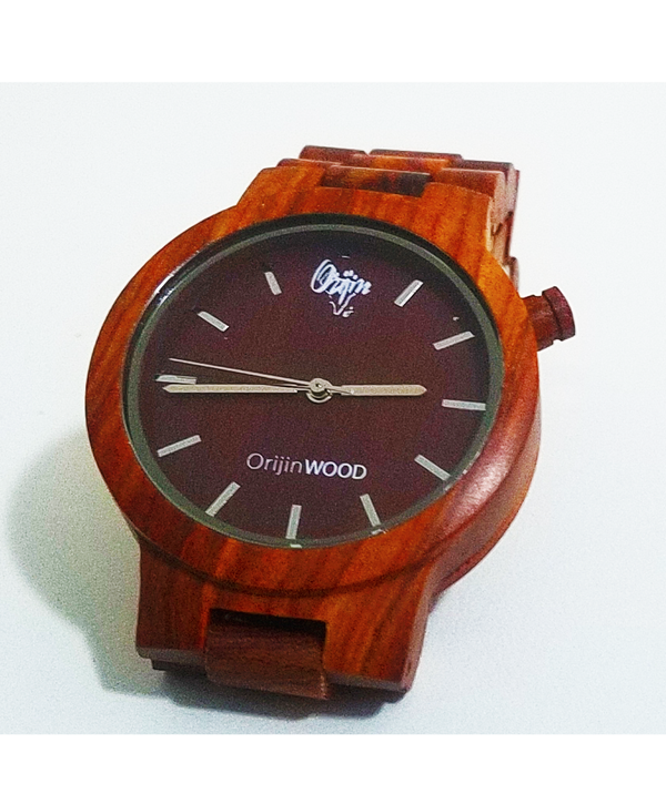 Orijin Wood Watch (1957) | RedSandal - by Orijin Culture