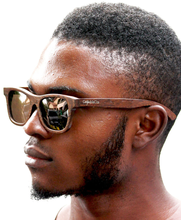 Boka | Wooden Eyewear - SHOP | Orijin Boutique