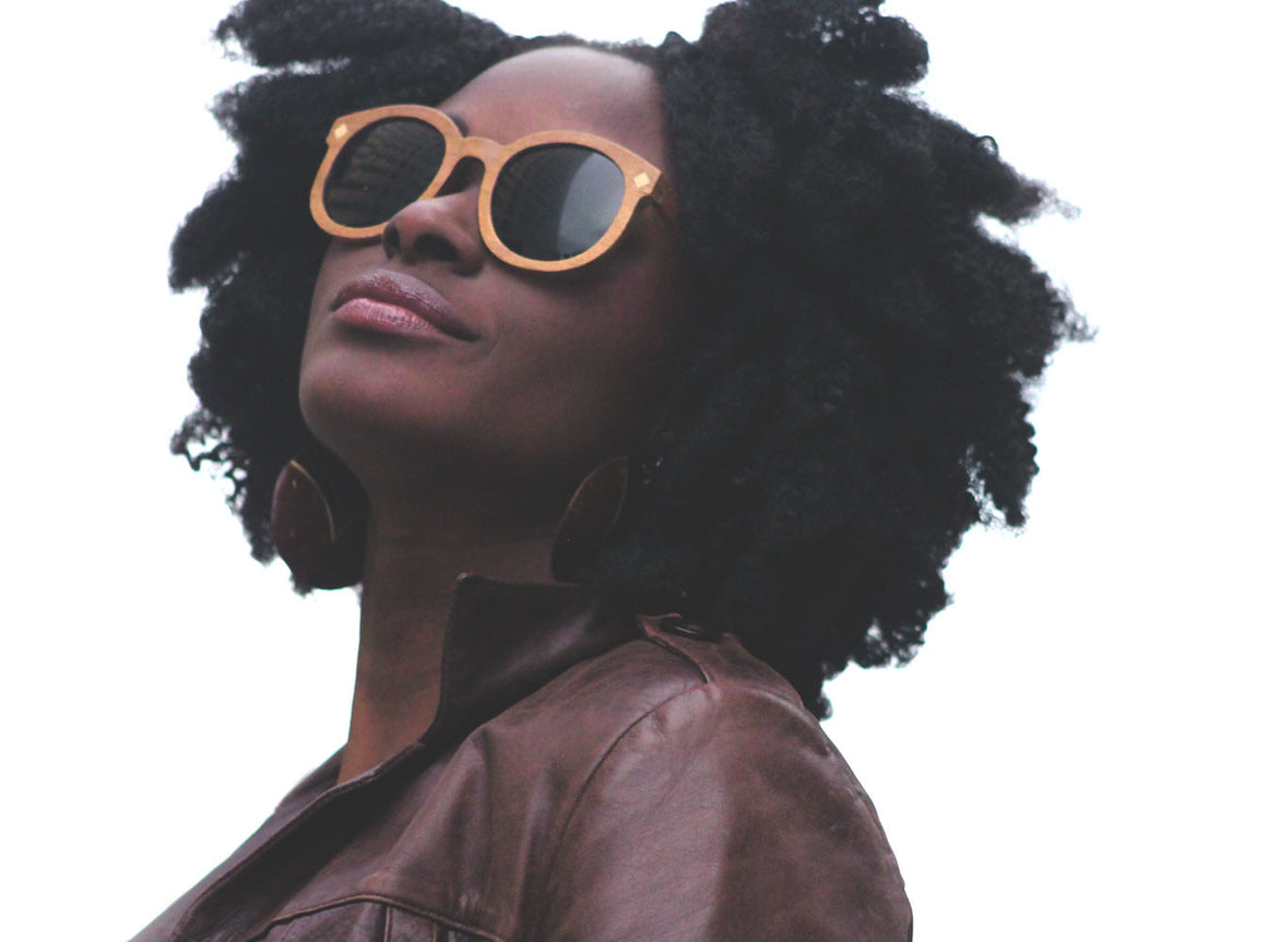 Malaika | Wood Eyewear