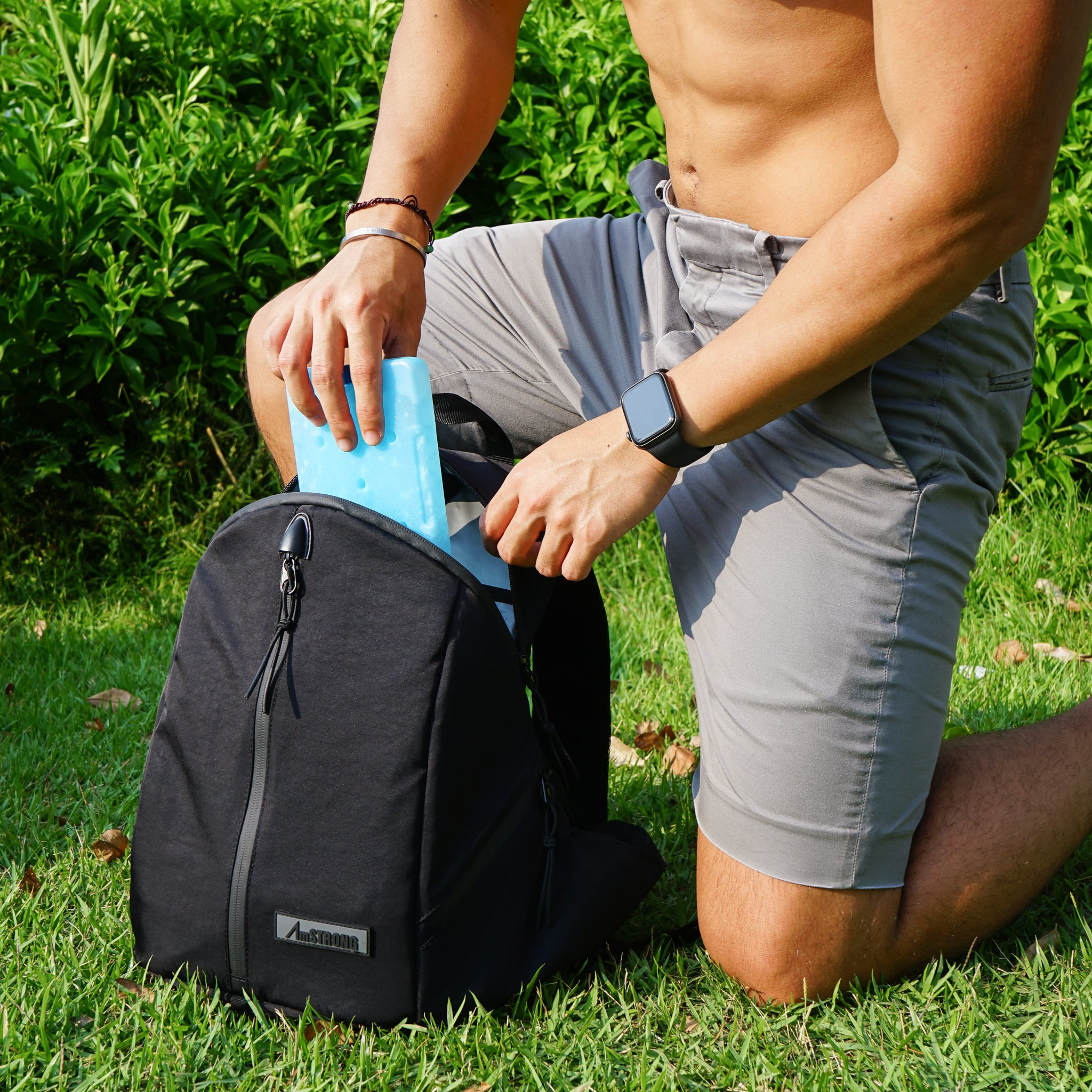 AmSTRONG 01-INSULATED BACKPACK
