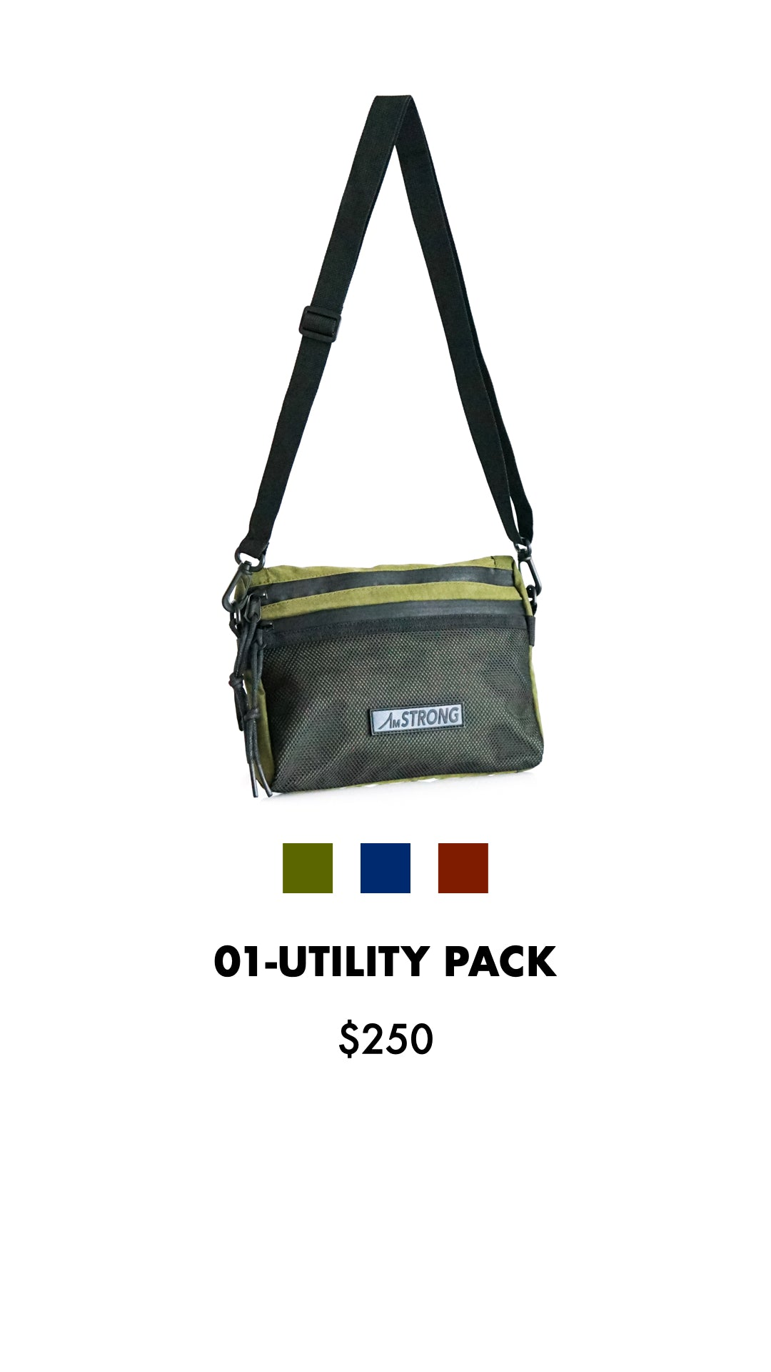 AmSTRONG | 01-UTILITY PACK