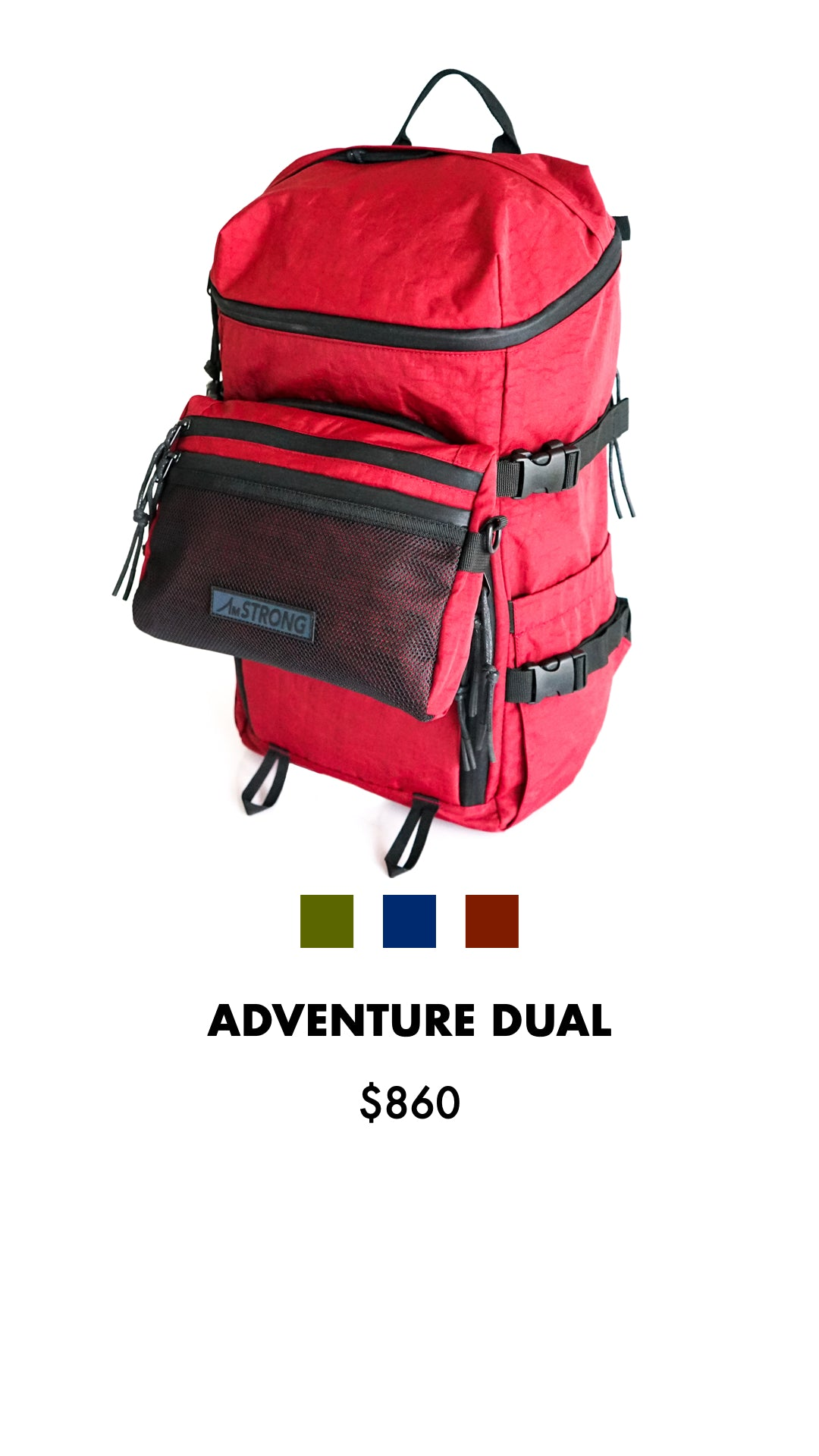 AmSTRONG | ADVENTURE DUAL