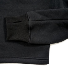 Load image into Gallery viewer, 01-CROP HOODIE | BLACK