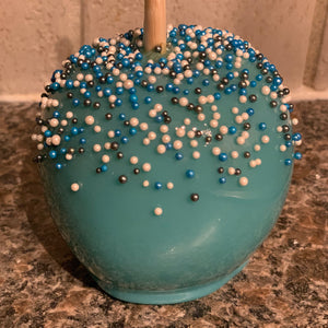 Ocean of Pearls Candy Apple