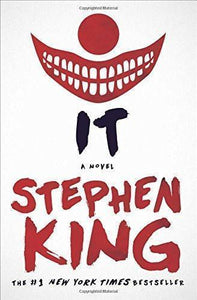 It by Stephen King - A Novel Nook