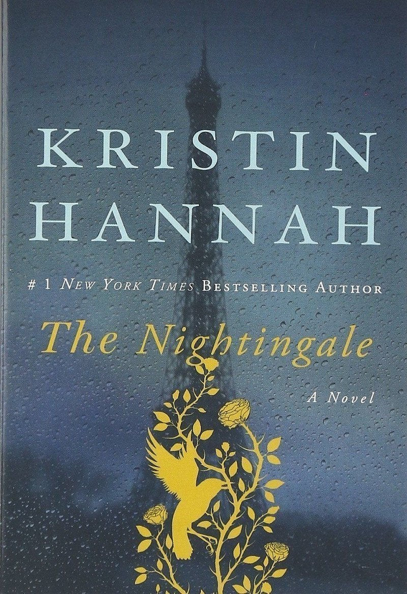 The Nightingale by Kristin Hannah - A Novel Nook