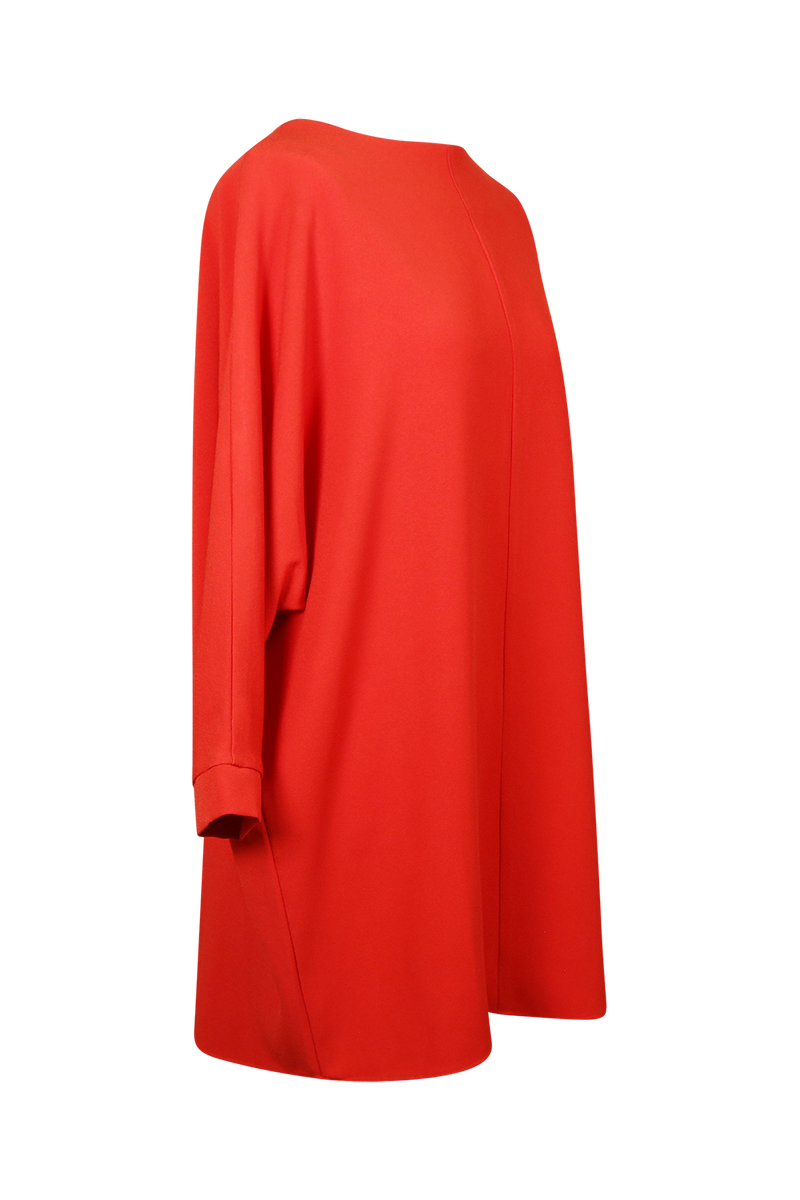 Red Shift Dress Dress- Perfect your own way