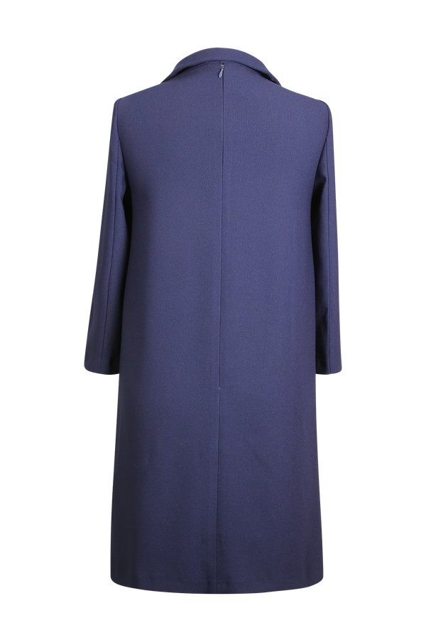 Blazer Shift Dress with Pearl Button Dress- Perfect your own way