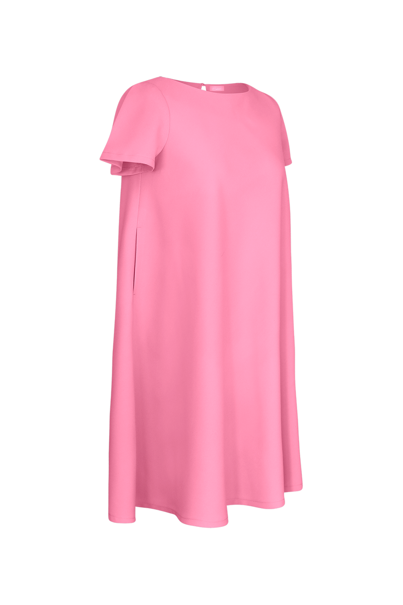 Pink Swing Dress Top- Perfect your own way