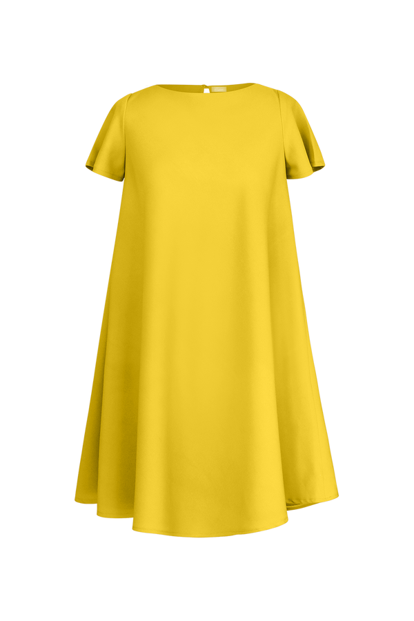 Yellow Swing Dress Top- Perfect your own way
