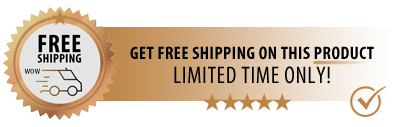 Free Shipping on this Product by WOWanytime.com
