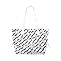 WOW | i Collection Fine Rectangular High Grade B&W Classic Tote Bag