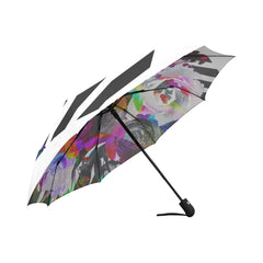 WOW | i Collection Automatic Foldable Floral & Pattern Designer Umbrella