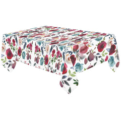 WOW | i Collection Floral Pattern Tablecloth 60x120 Decoration