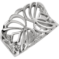 WOW Metal Fashion | Freeform Ring