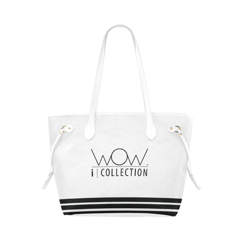 WOW | i Collection High Grade White Classic Tote Bag