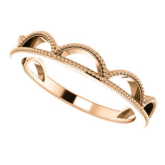 WOW Metal Fashion | Stackable Ring