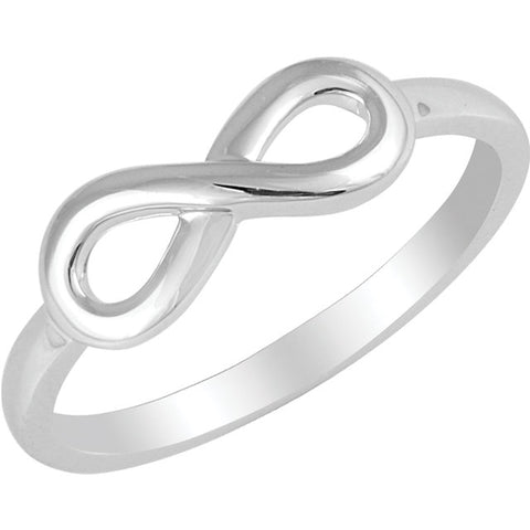WOW Metal Fashion | Infinity Inspired Ring