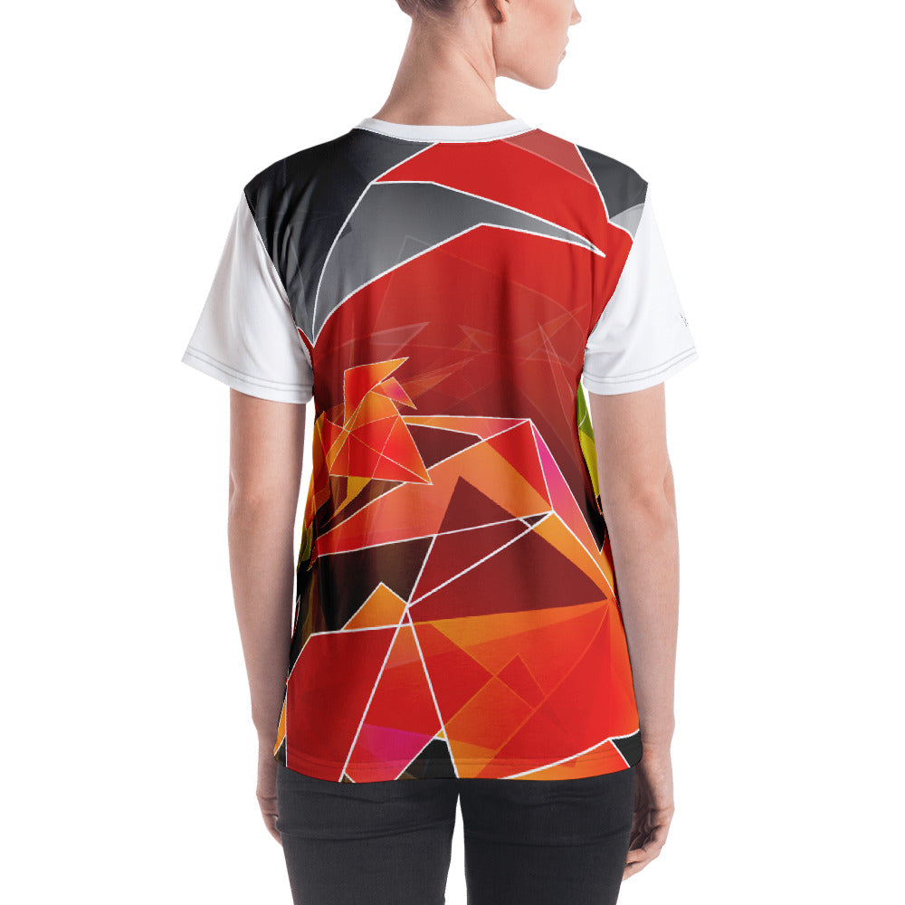 WOW | P Collection Women's Geo Patterns T-shirt