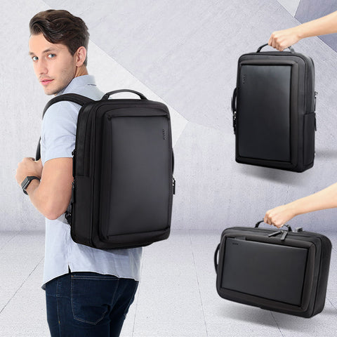 Ultra Pro Multi-Purpose Waterproof Men's Backpack USB Charge, Anti-Theft | FREE SHIPPING