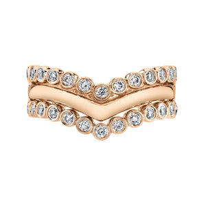 14K 0.46 Cttw VS Diamond Ring - TVON.com