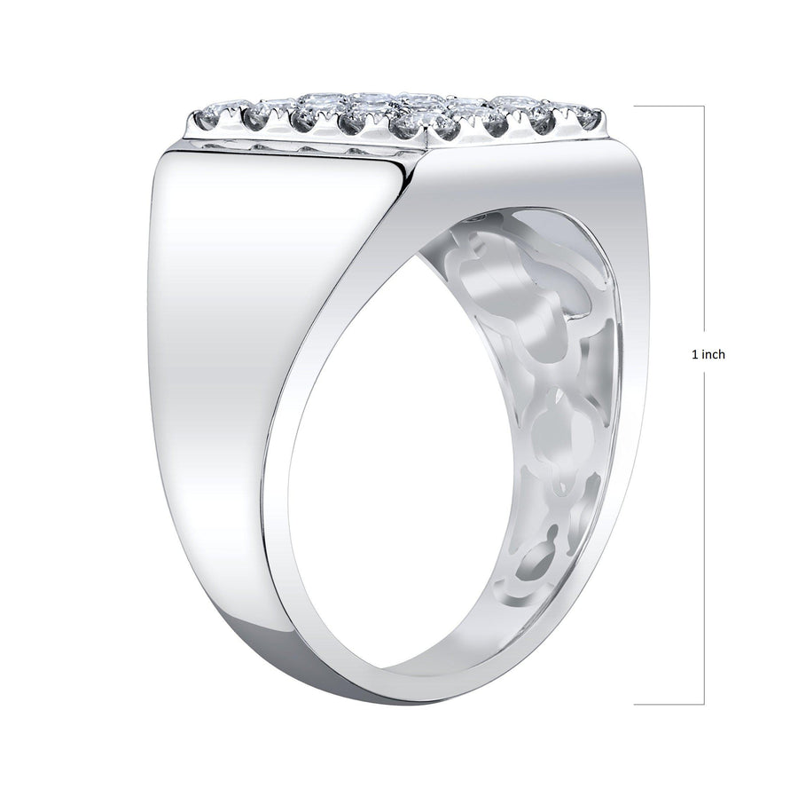 14K 1.29 Cttw VS Diamond Ring