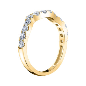 14K 0.78 Cttw VS Diamond Ring
