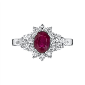 burma ruby gemstone