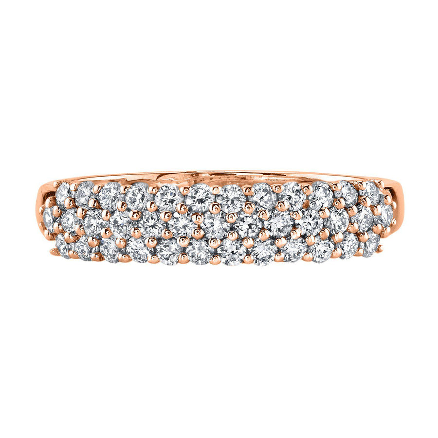 14K 0.63 Cttw VS Diamond Ring - TVON.com
