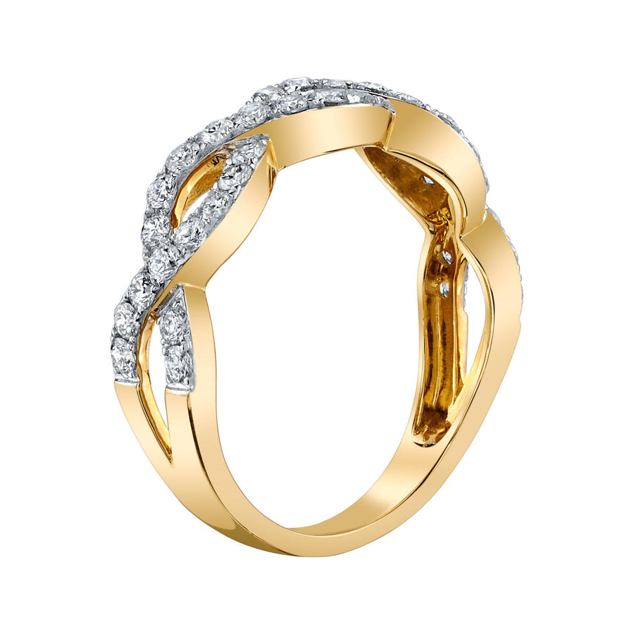 14K 0.65 Cttw VS Diamond Ring - TVON.com