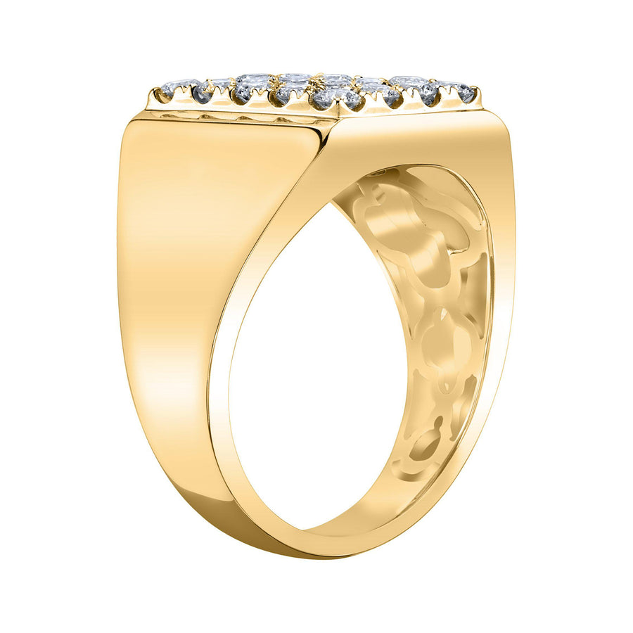14K 1.29 Cttw VS Diamond Ring - TVON.com