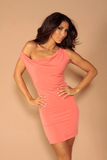 Leiluna Collection. 3 way dress. - CORAL