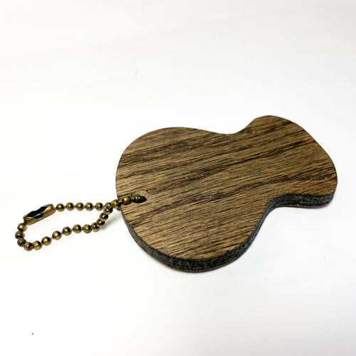 Acoustic - Simple Keychain