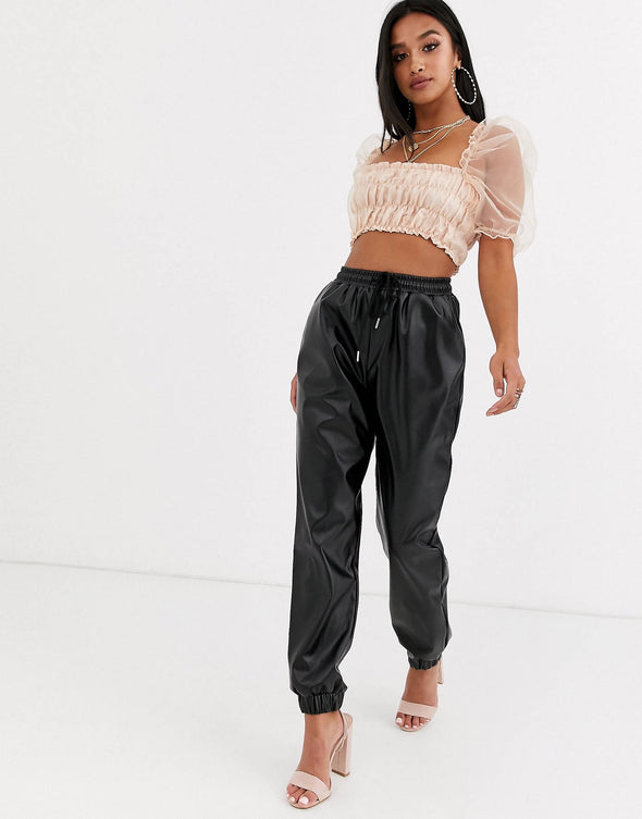 Petite top by Missguided