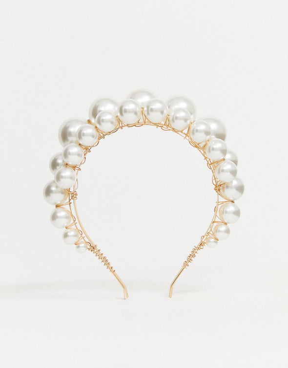 Headband by ASOS DESIGN