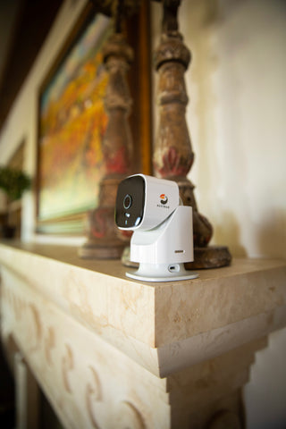 Tracer - 1080P 360° Endless Rotation Motion Tracking Cloud Cam
