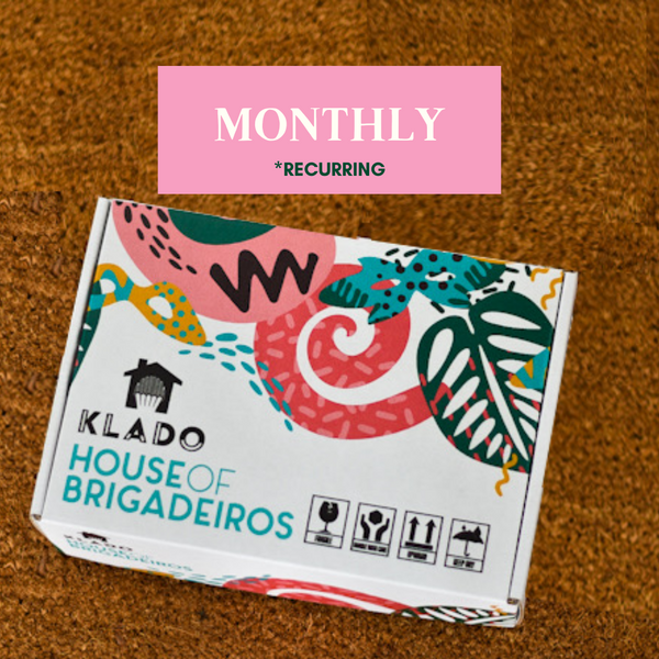KLADO Brigadeiro of Club - Monthly Subscription