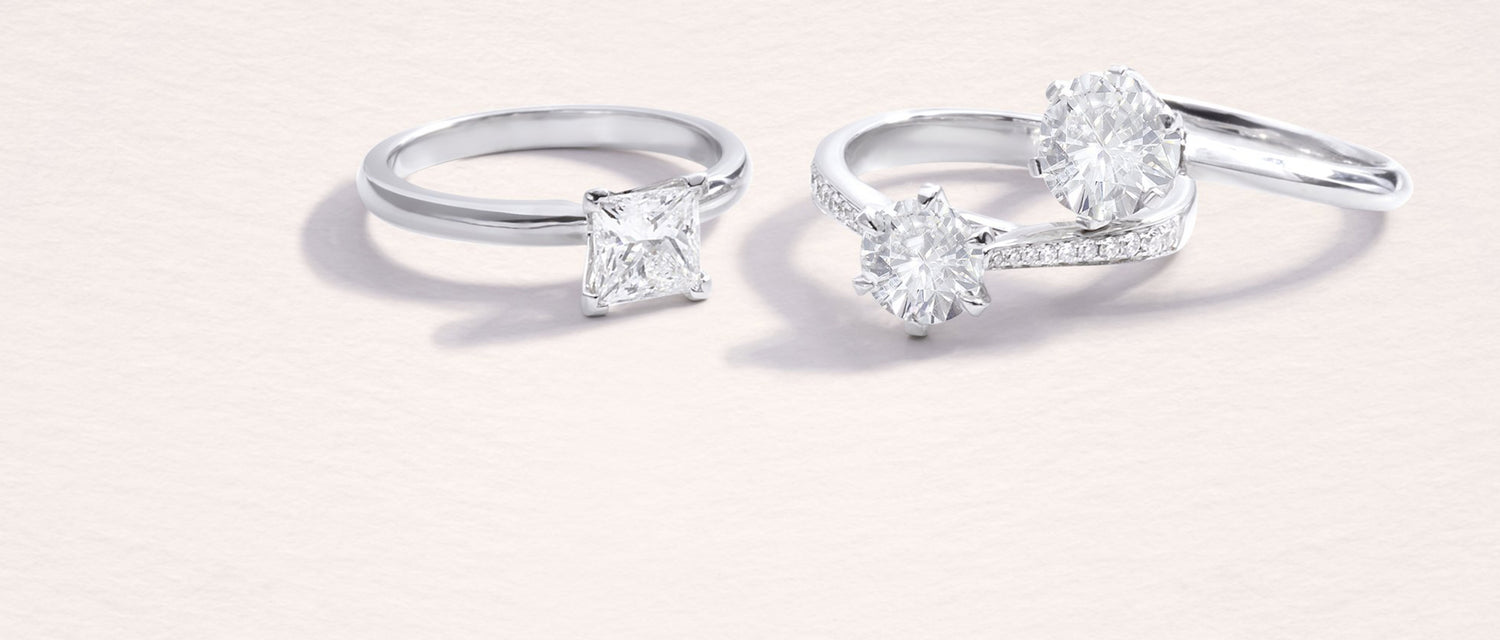 Silvermoon Diamond Engagement Rings Fine Jewellery
