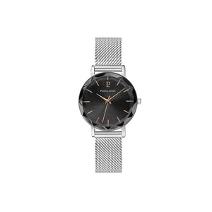 Pierre Lannier Multi Pierre Lannier Silver Anthracite Silver 30mm Watch