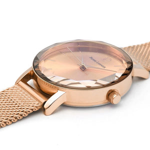 Pierre Lannier Multi Pierre Lannier Full Rose Gold 30mm Watch