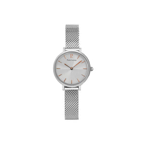 Pierre Lannier Nova Silver 26mm Watch